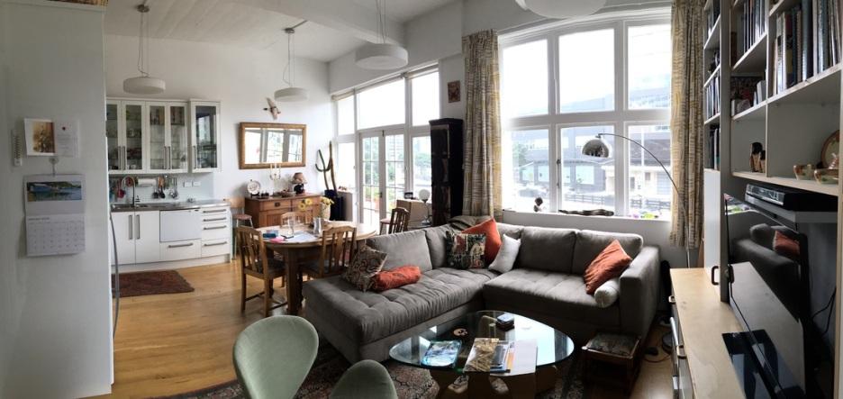 THE AMAZING Living Area!