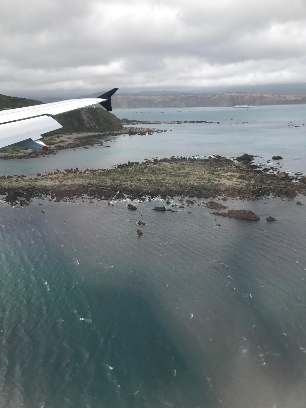 Arriving in NZ